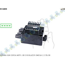 Bobina De Ignição Corsa Mpfi /98 S10 Blazer Omega 2.2 95/98