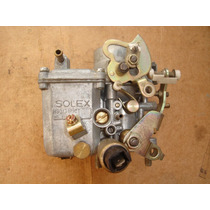 Carburador Solex 31 Pic T P/ Fusca 1600 Exportação.