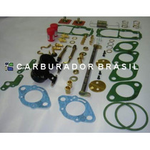 Kit Reparos Para Solex H 32/34 Pdsi - Carburador Brasil
