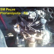 Motor Revisado Parcial Com Cabeçote Ford Fiesta/ Ka 1.0