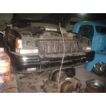 Radiador V8 Ar Condesador E Direçao Jeep Cherokee Limited