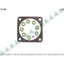Kit Reparo Tbi Sist Boch Monza 92/... Kadett 97/...