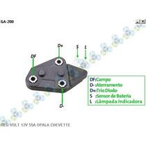 Regulador De Voltagem Opala 14v 655a - Gauss