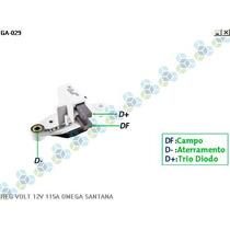 Regulador De Voltagem Omega 2.0 2.2 3.0 14v 115a - Gauss