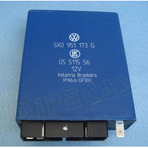 Modulo Azul Vidro Alarme Gol Saveiro Original Volkswagen