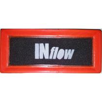 Filtro De Ar Esportivo Inflow Clio Hpf6500