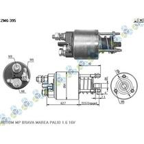 Automatico Motor De Partida Brava Marea Palio 1.6 16v