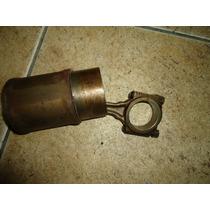 Pistão Biela Peug-206-207-c3 1.4 8v. Flex
