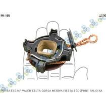 Porta Escova Motor Partida Valeo Celta Corsa Meriva - Krug