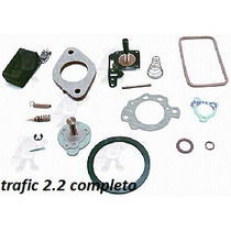 Kit Reparo Completo Para Carburador Trafic 2.2