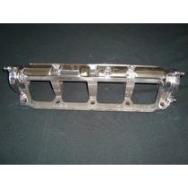 Capela Do Motor Do Chevette Polimento E Niquelagem Cromo Lei