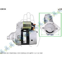 Motor De Partida 12v Corsa Efi Mpfi 1.4 1.6 16v