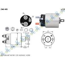 Automatico Motor De Partida M74r 12v Agrale 4200
