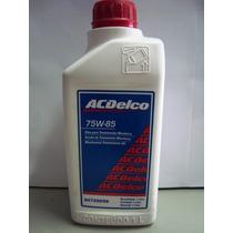 Óleo Ac Delco 75w 85 Sintético 1 L