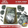 Kit Motor Mercedes Mb 180 2.4 8v 94/96 Completo