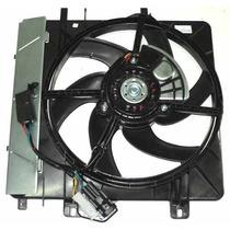 Ventoinha Eletroventilador Citroen C-3 C3 - Ano 2003 A 2007
