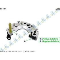 Placa Retificadora Fiat Palio 85a - Gauss