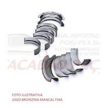 Jg Bronzina Mancal Fixa 0,25 Gm Blazer/ S10 2.2 Apos 96
