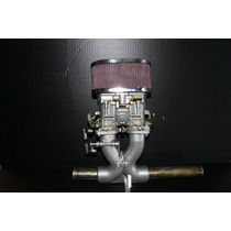 Weber 40 C/ Coletor Central - Fusca 1200 A 1500