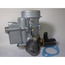 Carburador:weber 228 Dfv Opala/caravam 4cc Gasolina