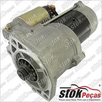 Motor Partida L200 ( Sem Fucinho) ( Sist. Bendix 13 Dentes)