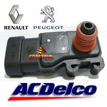 Sensor Map Peugeot 206 1.0 8v 16v 7700101762 Original Novo
