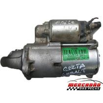 Motor De Arranque Agile/ Corsa/ Celta/cobalt/montana 1.0 1.4