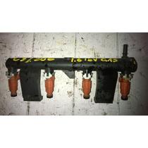 Bico Injetor 206 / 207 / C3 1.6 16v Gasolina 0 280 156 034
