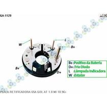 Placa Retificadora Vw Gol 1.0 Mi 65a - Gauss
