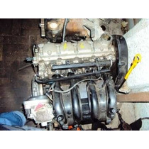 Motor Completo Volkswagen Power 1.6 8v Flex Polo Fox Gol