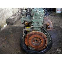 Motor Completo Chevette 1.6 Álcool