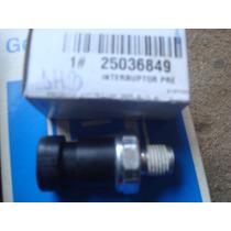 Interruptor Pressão Oleo Vectra Omega Monza Original Gm