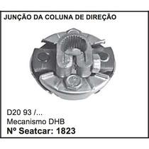 Junção Elástica Da Coluna Da Direção D-20 Chevrolet Mec Dhb