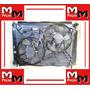 Conjunto Radiador Captiva 3.6 V6 261 Cv 2008 Á 2010