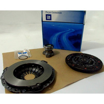 Kit Embreagem C/ Atuador Hidraulico Spin Cobalt Original Gm
