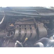 Motor Parcial Peugeot 206 E Renault Clio 1.0 16v Nota Fiscal