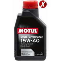 Óleo Motul 2100 Performance 15w40 Semi-sintético 5 Litros
