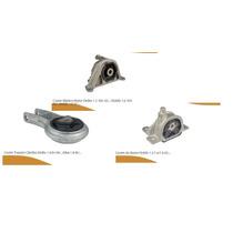 Kit Base Motor Caixa Macha Cambio Fiat Doblo 1.6 1.8