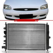 Radiador Ford Escort Zetec 1.6 1.8 16v 97 Até 2002