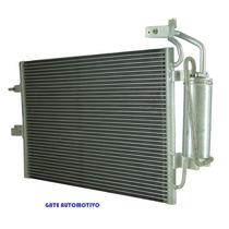 Condensador Ar Meriva 1.8 8/16v 2002-2010 C/s Ar