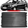 Radiador Vw Polo Hatch Sedan 2.0 03 04 05 06 Brasado