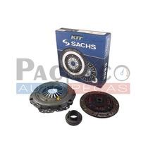 Kit Embreagem Sachs Para Chevette Chevy 1.0/1.4/1.6 6557