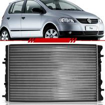 Radiador Volkswagen Polo Fox 2003 2004 2005 Com Ar