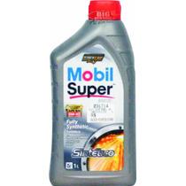 Óleo Mobil Super 3000 X1 Sintetico 5w 40 Api
