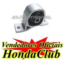 Coxim (calço) Frontal Do Motor Civic 2001 À 2005 Automático