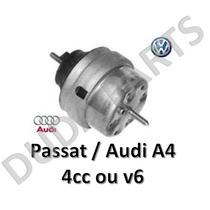 Calço Coxim Hidráulico Motor Passat A4 A5 4cc V6 1ª Linha