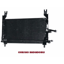 Condensador Ar Fiat Uno / Fiorino / Elba / Premio 96... C/ar