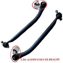 Kit C/ 2 Buchas Barra Estabilizadora Traseira Do Peugeot 206