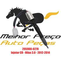 Bico Injetor Hilux 3.0 Diesel Ano 2013 Cod (295900-0270)