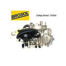 Carburador 2e Alcool Brosol